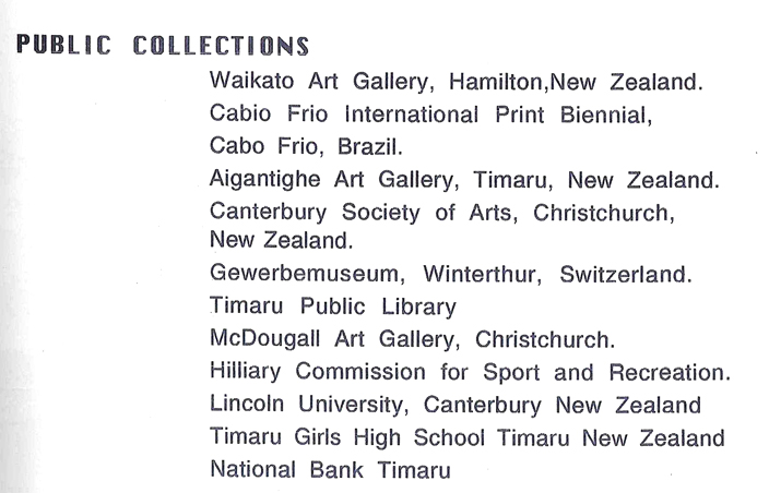 Public collections