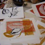 Monoprint workshop