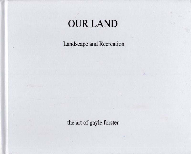 Our Land cover
