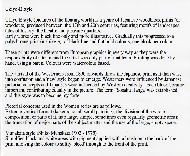 The WEIGHS of WOMEN page 1