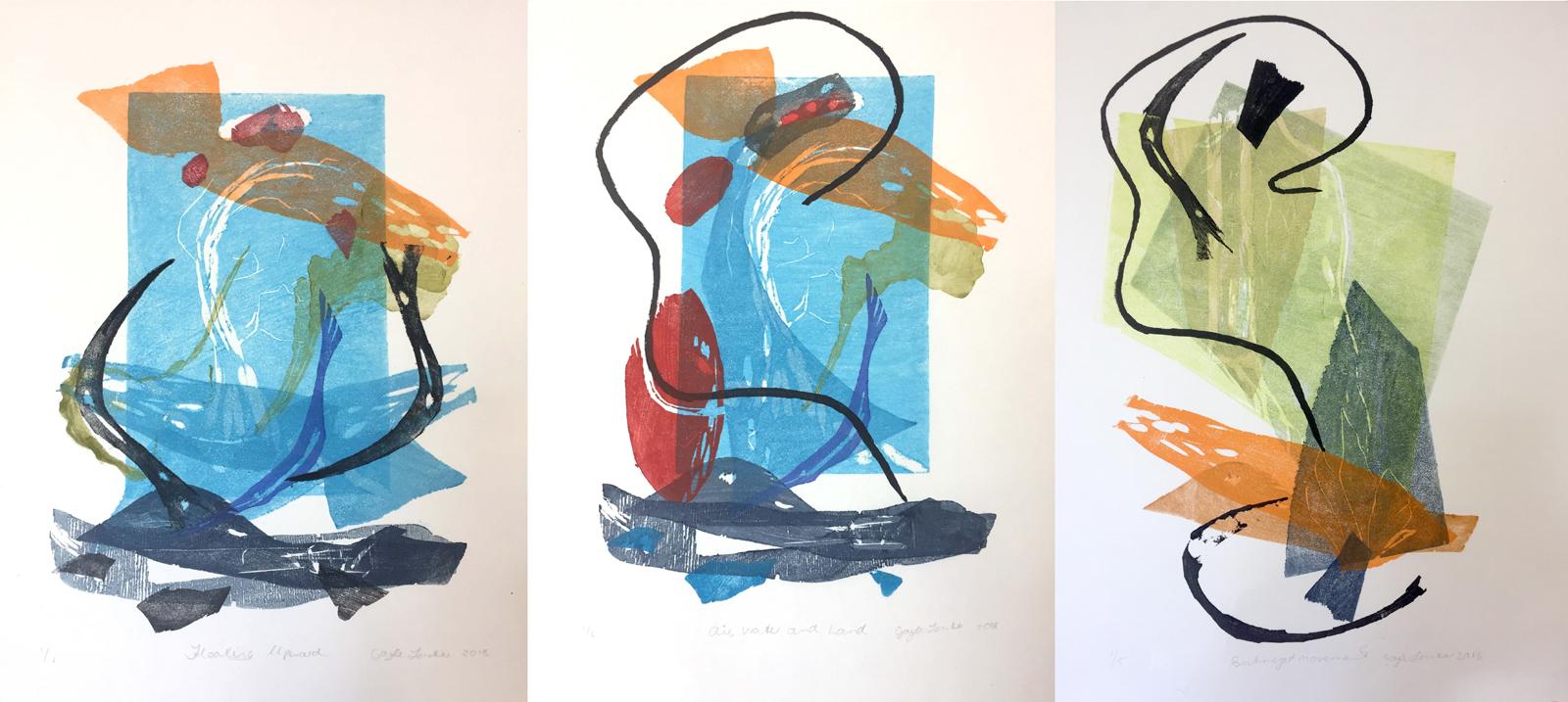 Woodcuts -- new series